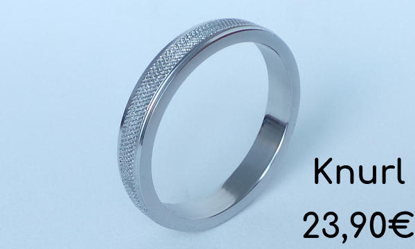 Le cockring knurl